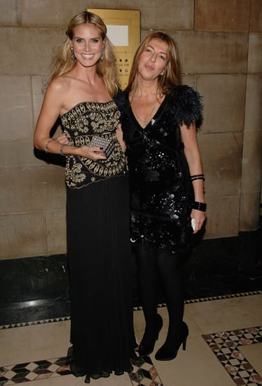 Nina Garcia and Heidi Klum Style Battle