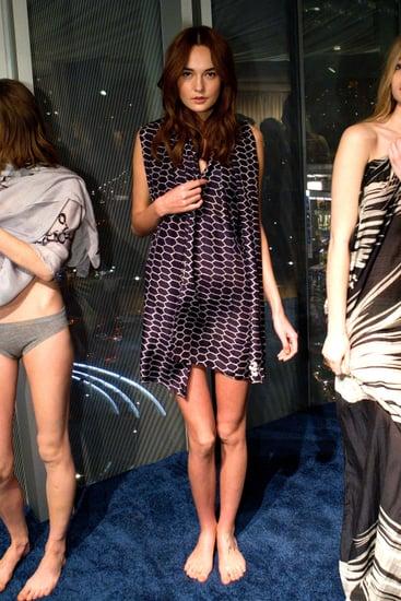 Fall 2011 New York Fashion Week: House of Waris