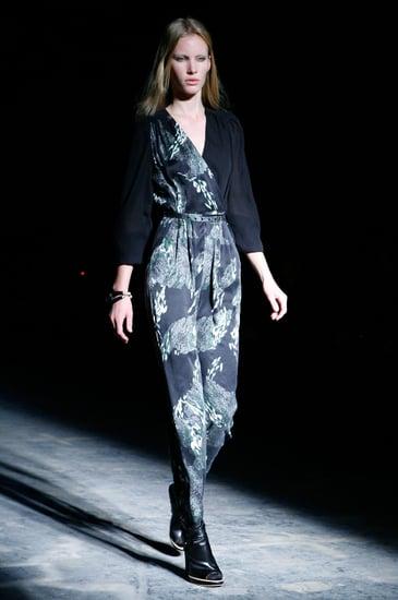 Fall 2011 New York Fashion Week: Edun
