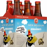 Ben and Jerry's Announces a Chocolate-Chip-Cookie-Dough-Flavored Beer