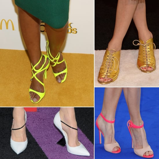 Shoe Envy: This Year's Most Outrageous Red Carpet Heels