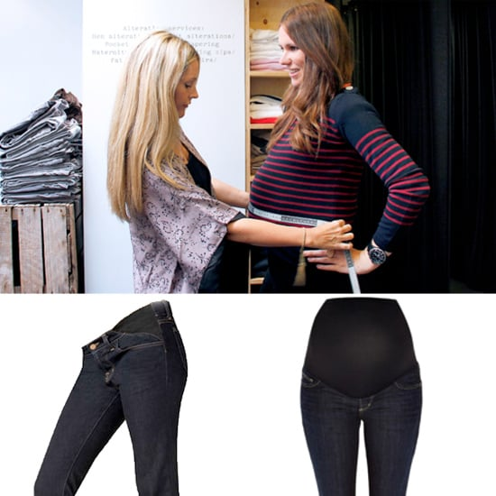 Presto Chango Maternity Pants!