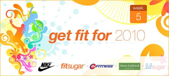 Get Fit For 2010 Giveaway: Challenge 5, Share a Healthy Recipe
