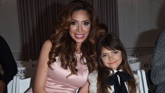 Farrah Abraham Slammed for Posting Bikini Pic of 7-Year-Old Daughter to Promote 'Teen Mom OG'