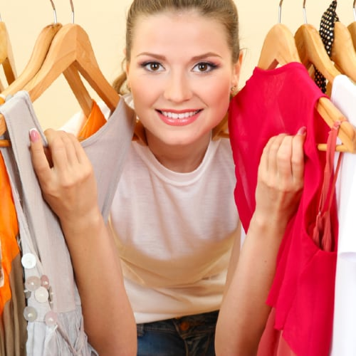 How to Organize Summer Clothes