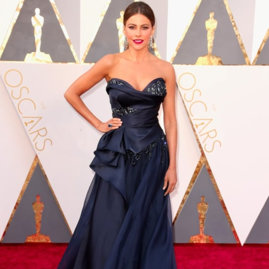 Sofia Vergara Dress at Oscars 2016