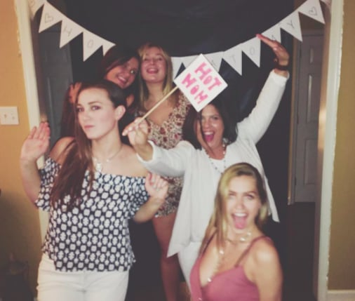 I Planned My Mom's Bachelorette Party & Here's What Happened