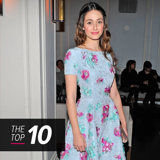 Emmy Rossum, Nicole Richie, and More Make This a Very Chic Week