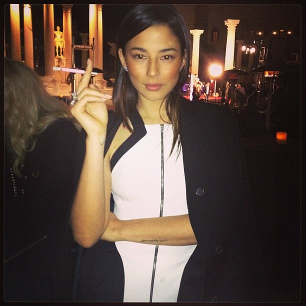 Jessica Gomes partied in Vegas for the Sports Illustrated swimsuit issue. Source: Instagram user iamjessicagomes