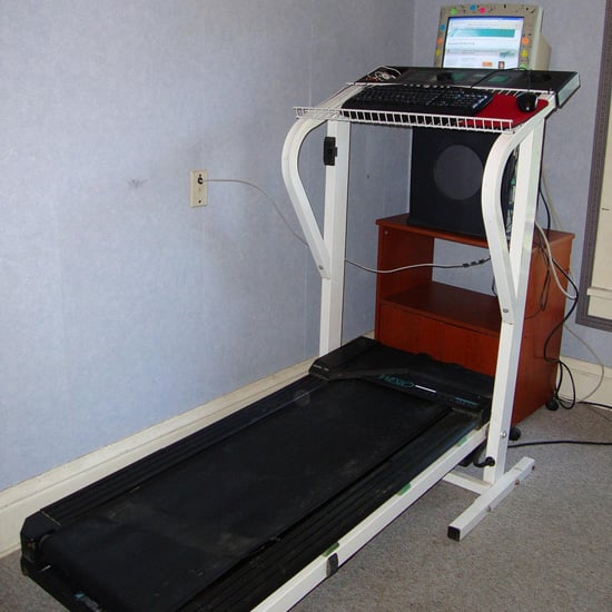 Tips For Creating Treadmill Walk Station