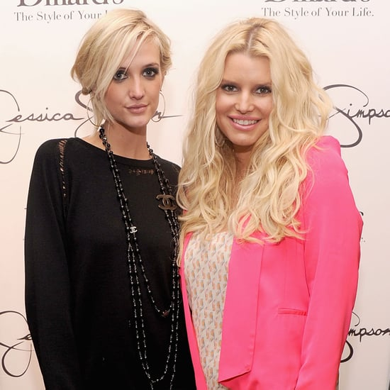 Jessica and Ashlee Simpson Visit Florida   Pictures