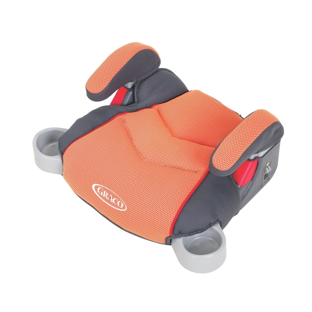 Graco Backless TurboBooster Car Seat ($25)