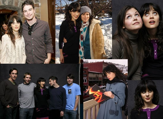 Sundance Draws Celebs from A to Zooey