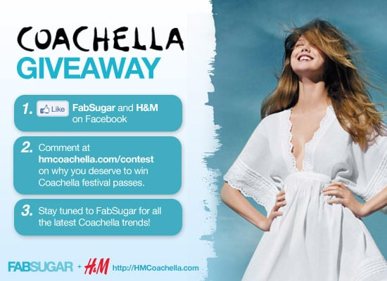 FabSugar and H&M Are Heading to Coachella!