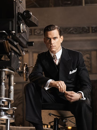 FIRST LOOK: See Matt Bomer as a 1930s Film Exec in The Last Tycoon