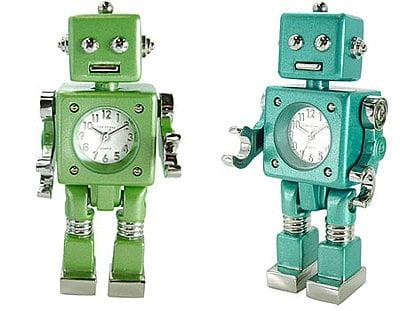 A Robot Clock
