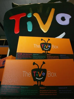 TiVo Announces New Content and Custom RSS Feeds
