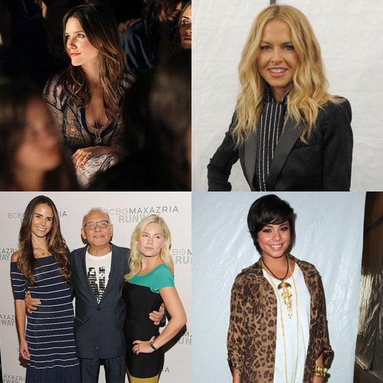 Fashion Week Kicks Off in NYC With Rachel, Jordana, Sophia, and More