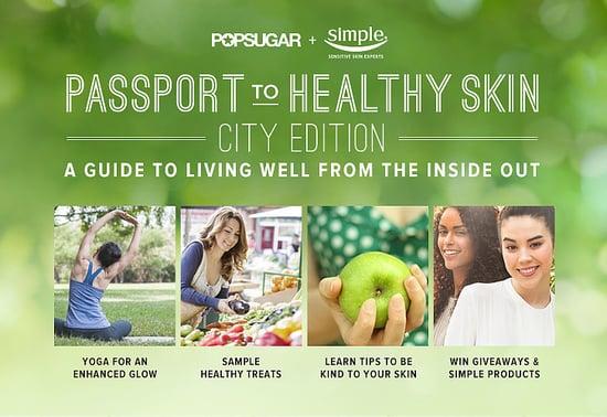 Passport to Healthy Skin - SF