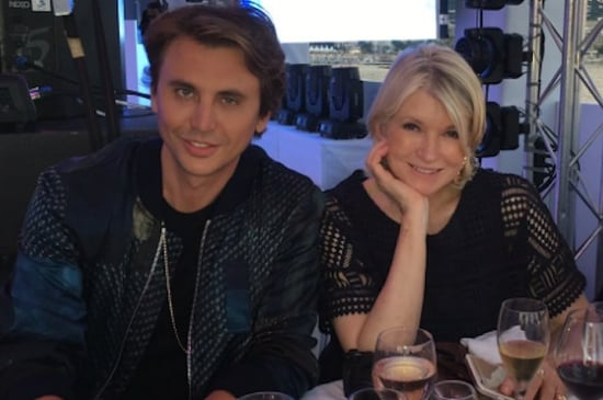Martha Stewart Just Shaded The Kardashian Out Of Jonathan Cheban On Twitter