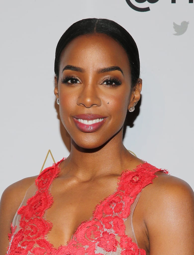 Kelly Rowland Is Launching A Makeup Line for Dark Skin Tones