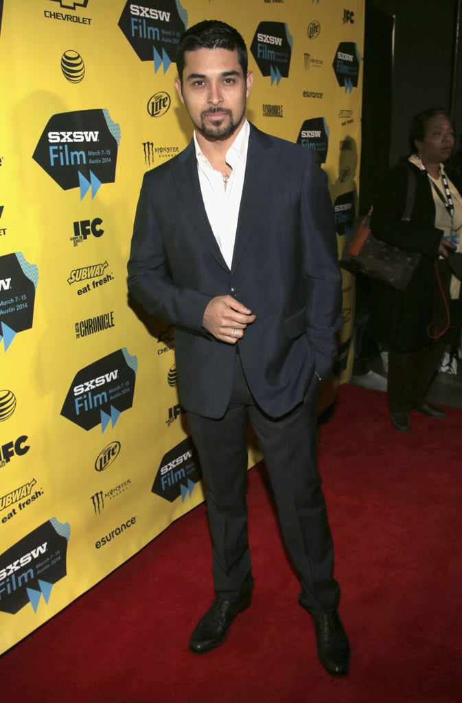Wilmer Valderrama attended a Q&A for his new show, From Dusk Till Dawn: The Series, on Saturday.
