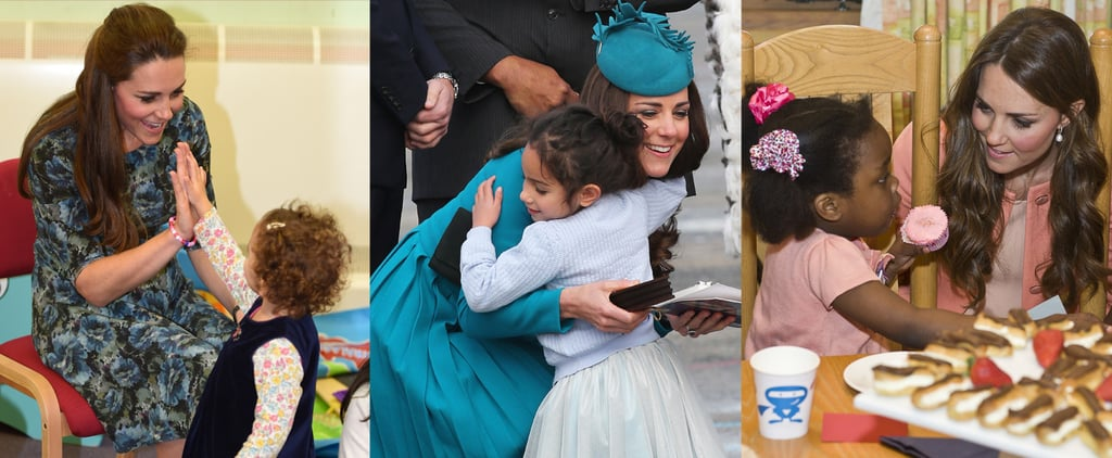 Why Kate Middleton Should Have a Baby Girl: 32 Snaps That Are Sure to Make Your Heart Explode