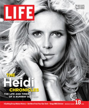 Heidi Wants More