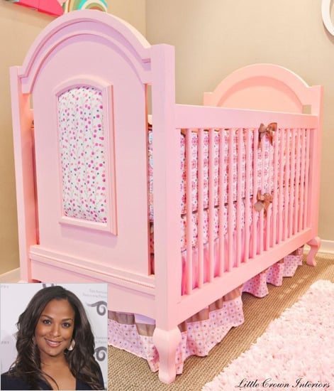 Laila Ali: Newport Cottages Hope Crib (Price Not Available)
