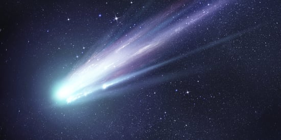 This Perfume Could Make You Smell Just Like A Comet