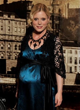Pictures of Emilia Fox Who Is Give Birth to a Daughter With Jeremy Gilley