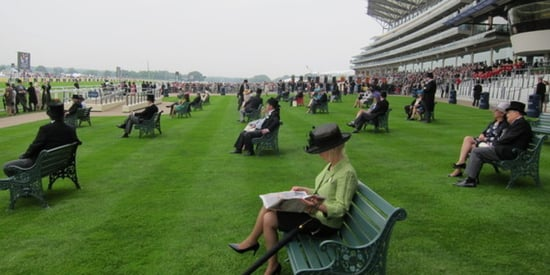 An American Undercover at Ascot