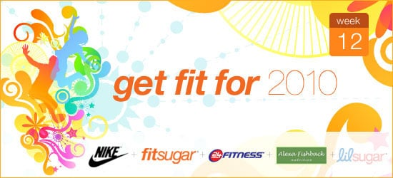 Get Fit For 2010: Challenge 12, Before and After