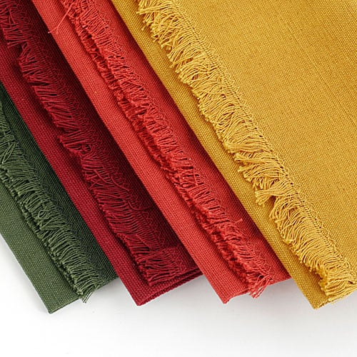 Casa Verde: Graduate to Cloth Napkins