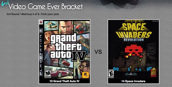 Pick the Best Video Game of All Time on GeekSugar 2009-10-01 09:05:17