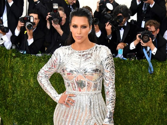 Kim Kardashian Is Saving Her Met Gala Dresses for North: 'Maybe She'll Wear One to Prom'