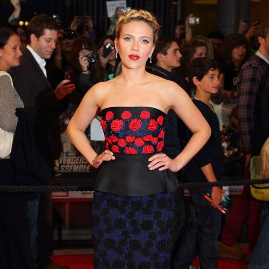 Avengers Premiere in London Pictures