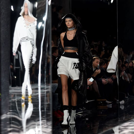Rihanna Fenty x Puma Fashion Week Show Fall 2016