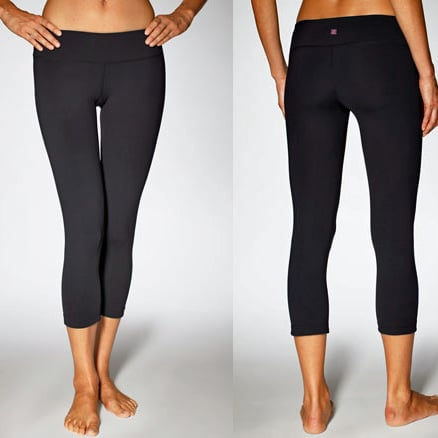 Review Zobha Straight Leg Capri Pants