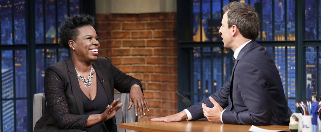 "Leslie Jones Speaks Out About Internet Trolls: ""It's So Gross, Mean, and Unnecessary"""