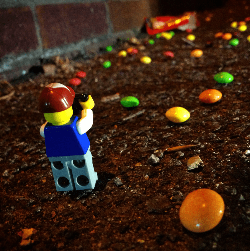 """Skittle Alley"""