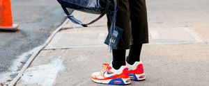 The Best Sneakers to Help You Survive Winter in Style