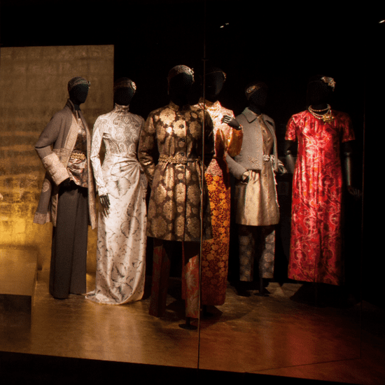 Dries Van Noten Inspirations Exhibit in Paris