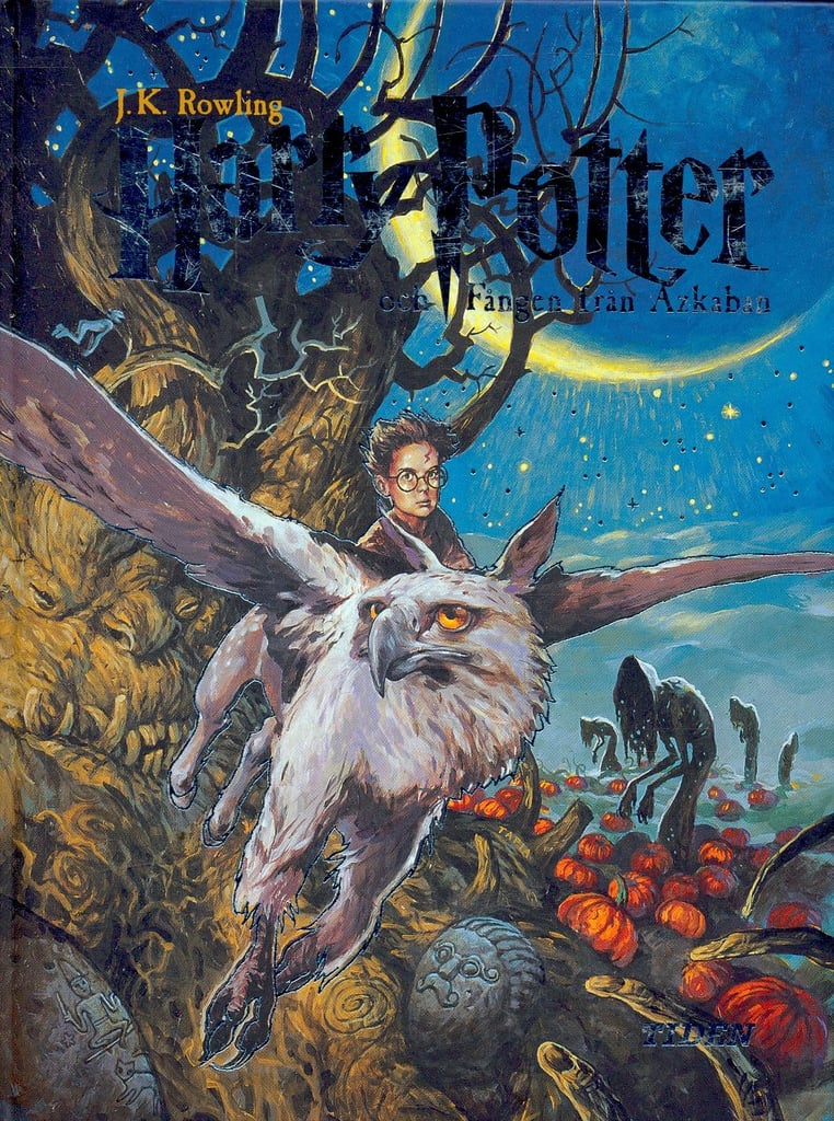 Harry Potter and the Prisoner from Azkaban, Sweden