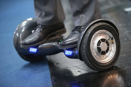 Half A Million Hoverboards Pose An Explosion Risk, U.S. Government Says