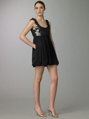 Fabworthy: Alice & Olivia Pailette Mini Dress