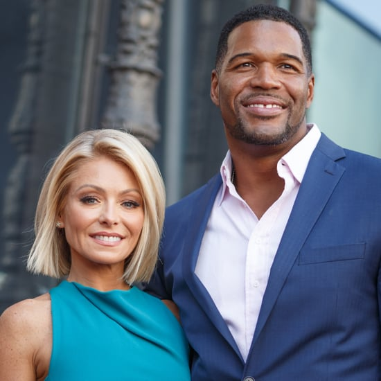 Michael Strahan's Farewell Speech With Kelly Ripa