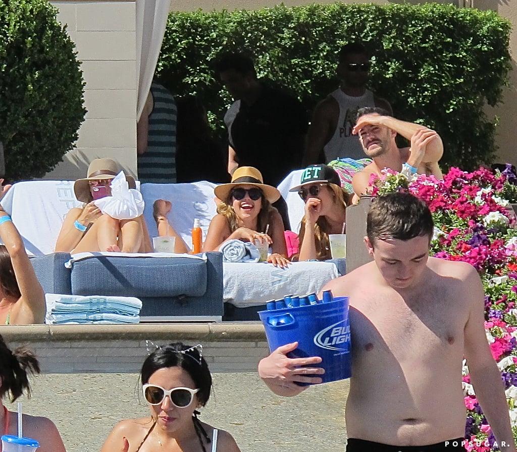 Jessica Alba Kicks Off Bikini Season in Vegas