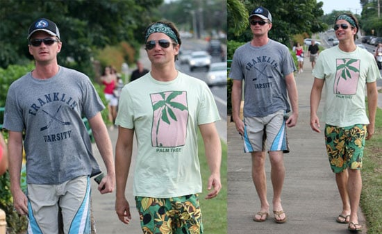 NPH Heads to Maui to Greet Another Legendary Year