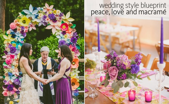 Get This Festival-Inspired Boho Look For Your Wedding!